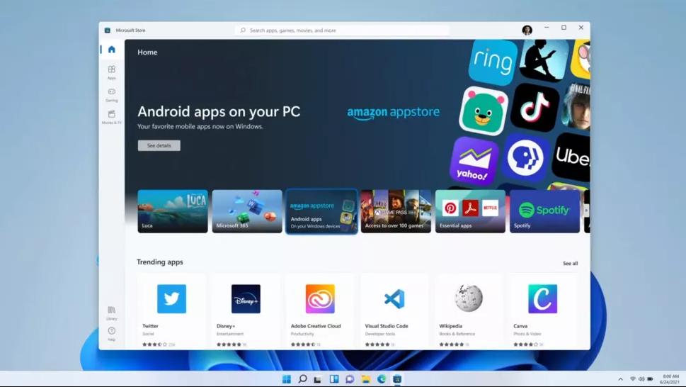 Windows 11 özellikleri