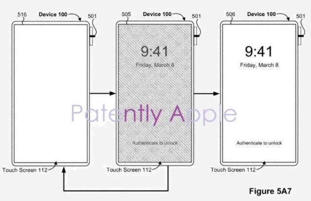 Apple; Yeni Nesil iPhone'larda Yan Parmak İzi Sensörü Kullanacak!