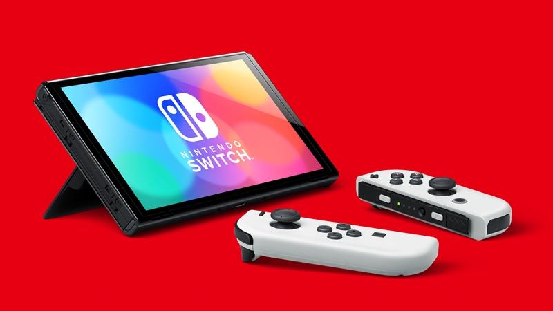 Nintendo Switch OLED Oyun Konsolunun Fiyatı Ve Özellikleri Açıklandı