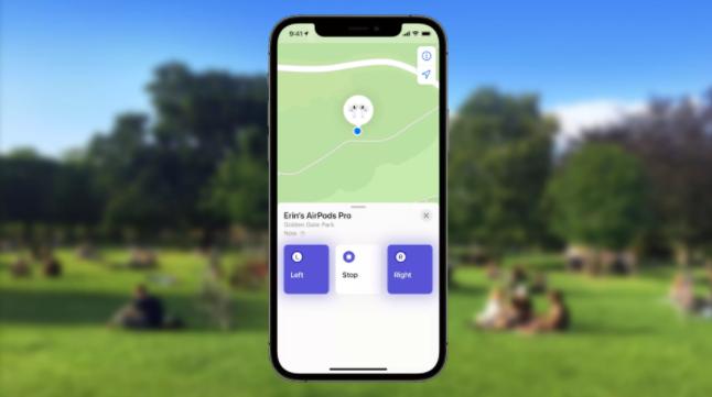 AirPods Pro veya AirPods Max için Kayıp Modu nasıl açılır