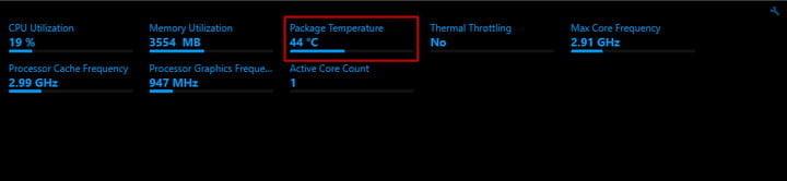 Adım 1: Temel sıcaklıklar ve performans