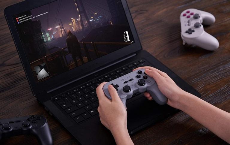 Üçüncü Taraf PC Gamepad'leri