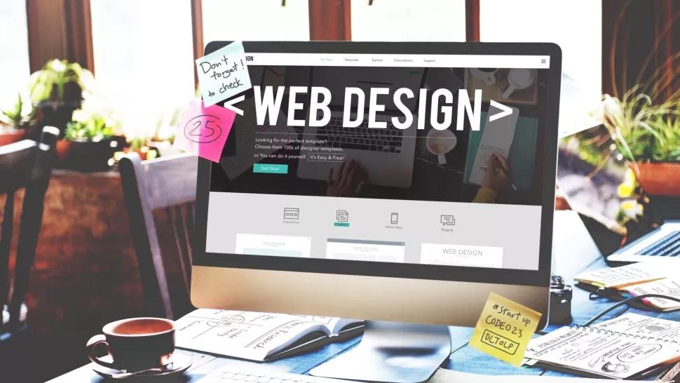 Açılış sayfası tasarımı