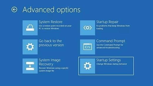 Windows 11'de oturum açarak Güvenli Mod'a Geçmek