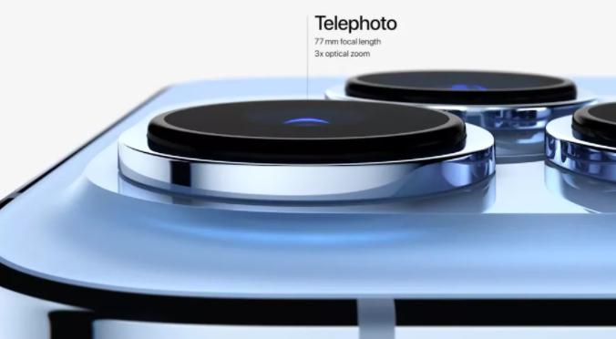 iPhone 13 kameralar ve Sinema Modu videosu